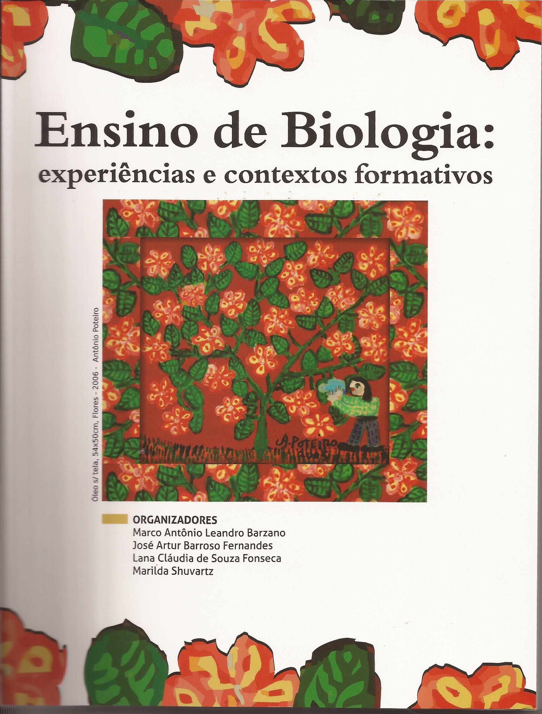 Ensino de Biologia: experiências e contextos formativos