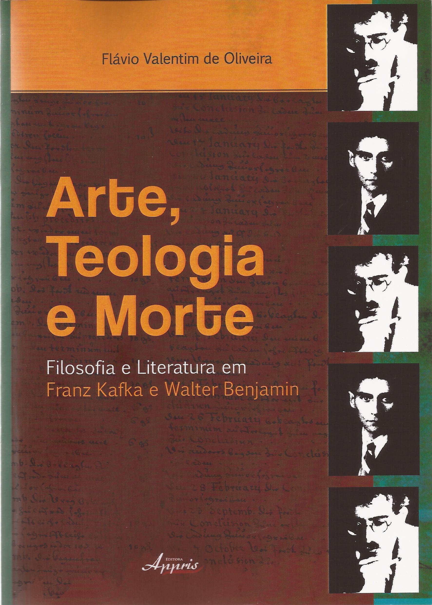Arte, Teologia e Morte: Filosofia e Literatura em Franz Kafka e Walter Benjamim