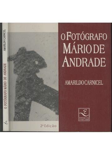 O Fotógrafo Mário de Andrade
