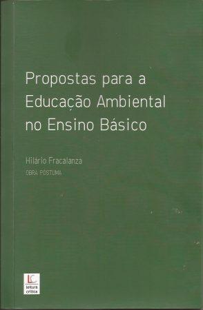 Propostas para a educação ambiental no ensino básico