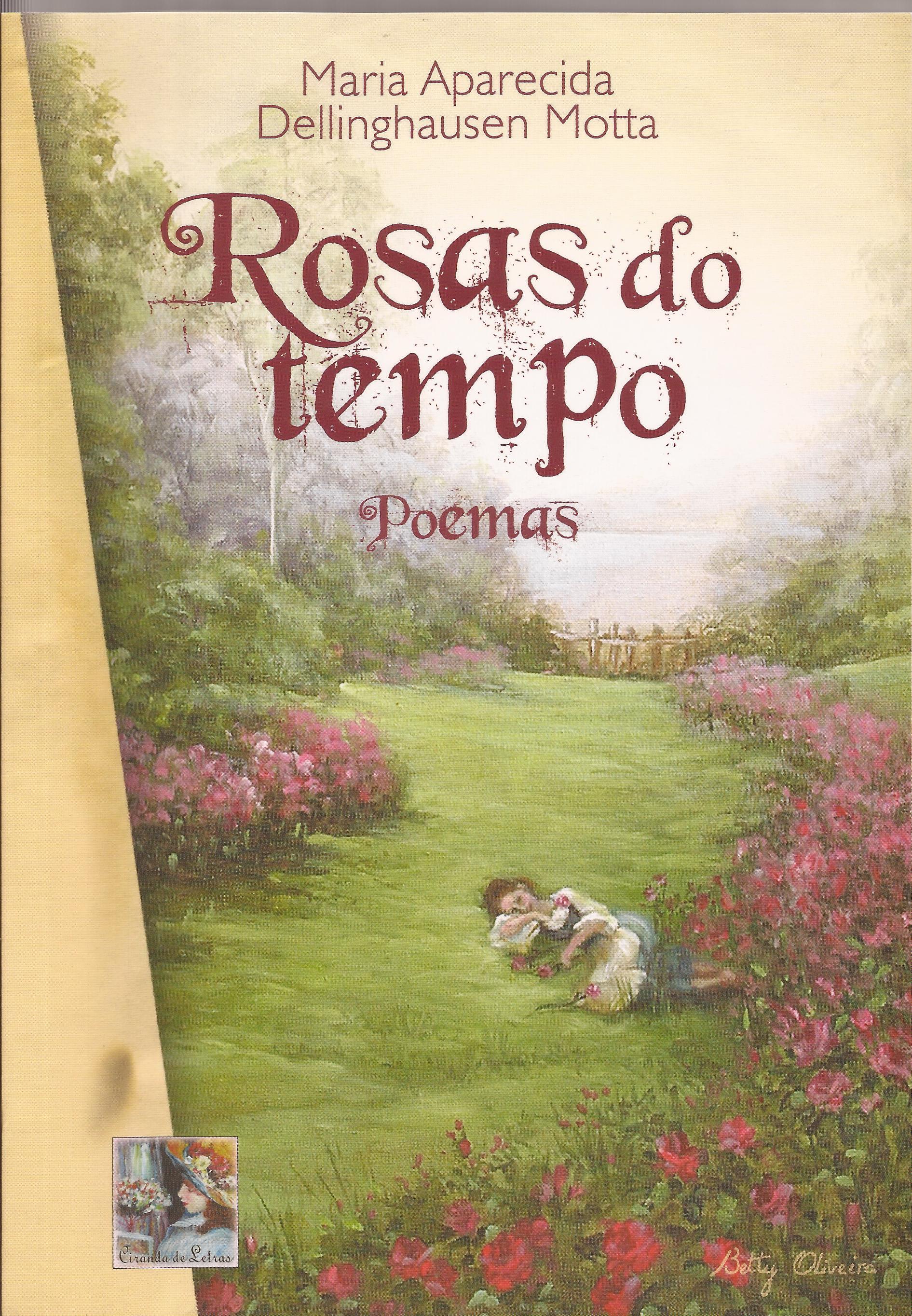 Rosas do tempo – poemas