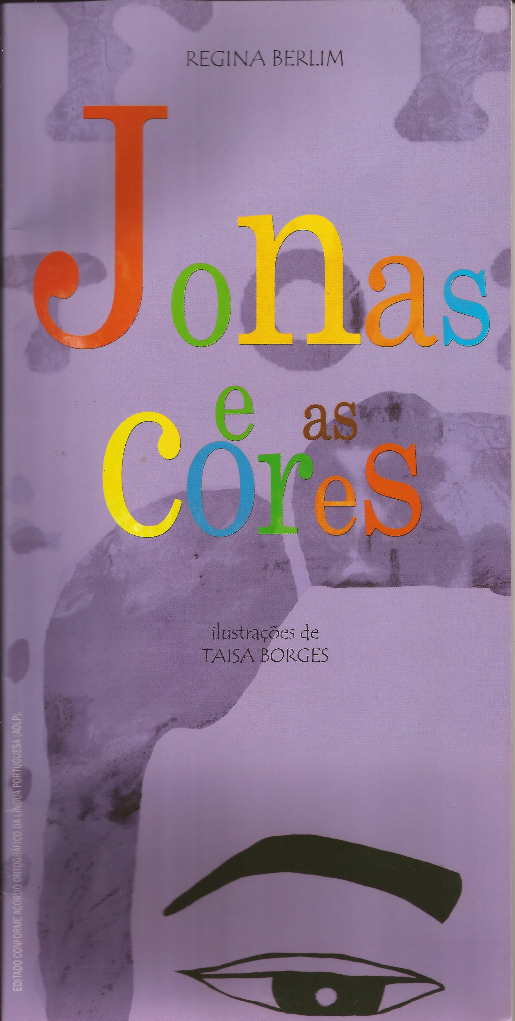 Jonas e as cores