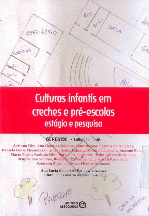 Culturas infantis em creches e pré-escolas – estágio e pesquisa