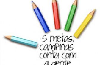 Compromisso de Campinas pela Educação (CCE) completa 2 anos