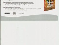 Lançamento de Livro – Cafundó – a África no Brasil