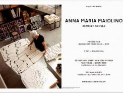 Entre sensações – Exposição Anna Maria Miolino