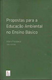 Propostas para a Educação Ambiental no Ensino Básico (e-book)
